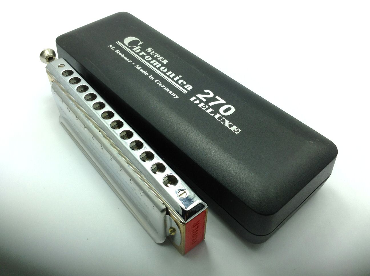 Hohner 270 Deluxe Power Combs