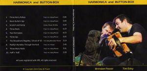HARMONICA and BUTTON-BOX - Brendan Power & Tim Edey